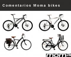 comentarios moma bikes