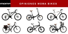 consejos y opiniones moma bikes
