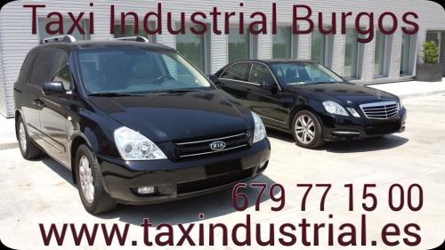 Taxi Industrial, urgente y express