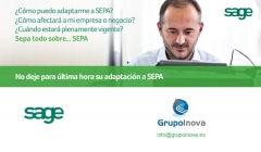 Adaptación Sepa a nuestro Erp Sage 100. - sage@sage100.es