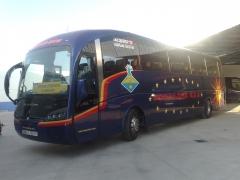 Autocar del F.F. La Solana - B
