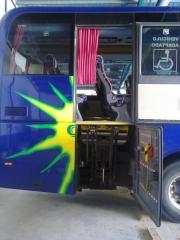 Autocares adaptados para personas con movilidad reducida en todos los autocares