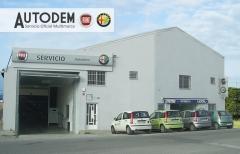 Autodem. concesionario oficial fiat y alfa romeo. servicio de taller multimarca.