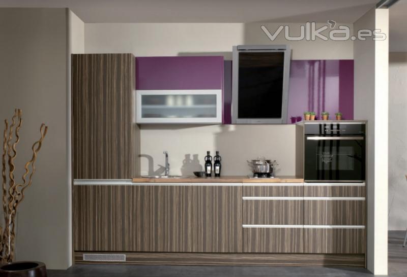 Foto dise os modernos de muebles de cocina for Disenos de muebles de cocina modernos