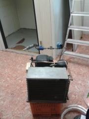 Reparaci�n de c�maras frigor�ficas