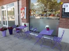 Cafeteria el crosanet de vic (sillas arc)