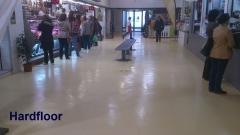 Mercado municipal con pavimento epoxi alimentario