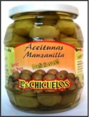 Aceitunas manzanilla prodespa spain