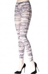 Legins estampado de camuflaje emilio cavallini 6130.90.3  oto�o inverno 2014