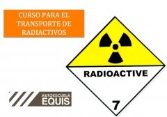 Cursos de Radiactivos
