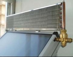 Disipadores de calor por gravedad y el�ctricos