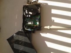 Reparacion cuadro maniobras  sommer puerta garaje automatica en  huelva
