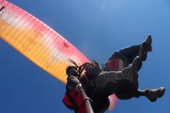 Volar en parapente biplaza en lleida