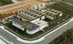 SOGECAR - Vita a�rea de la planta de reciclaje SOGECAR en el Pol. de Zamudio BILBAO