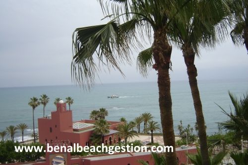 benal beach.vista