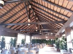 Restaurante la palapa aquapark torremolinos