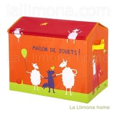 Gifts. baul casa multiusos maison de jouets 38 1 - la llimona home