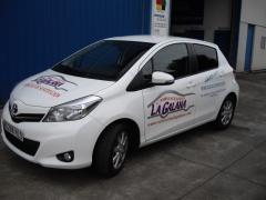 Nuevo vehículo sustitución Carrocerias La Galana, Vitoria-Gasteiz (Alava)