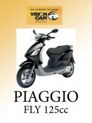 Piaggio fly 125 cc