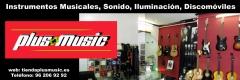 Tienda plusmusic valencia