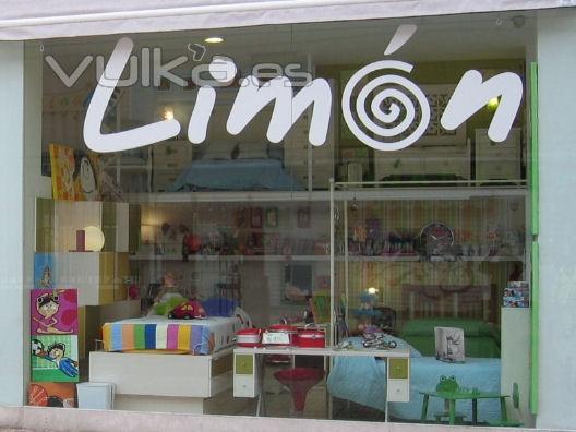 Muebles lim n - Dormitorios infantiles granada ...