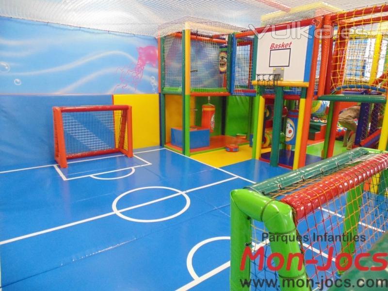Foto parque infantil de interior - Parques infantiles interior precios ...
