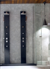 Columna Hidromasaje y platos de ducha Poalgi