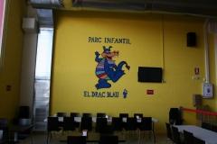 Parque infantil el drac blau