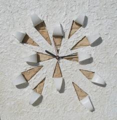 Original reloj en pared