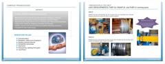 Presentación de servicio/producto para Saizar