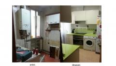 Reforma cocina Madrid