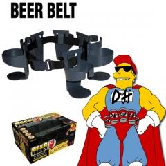 Cinturón cerveza en www.lastori.com