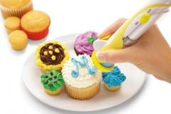 Este boli facilitará al máximo todas las creaciones para tus postres, boli decorador de tartas