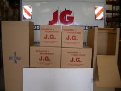 Mudanzas y transportes j . g - foto 16
