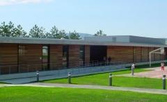 Construcci�n centro ocio y piscina cubierta en Ibero (Navarra)