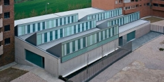 Centro de educaci�n infantil en Bara�ain (Navarra)