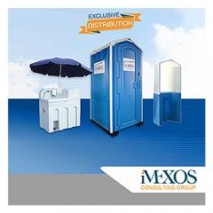 Sanemiento port�til, ba�os, urinales y lavabos.