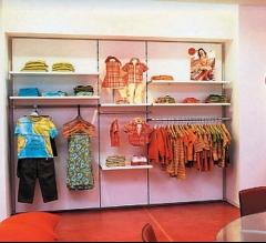 Mobiliario tiendas infantiles