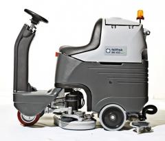 Alquiler de maquinaria para limpieza industrial,fregadoras,barredoras,pulidoras,abrillantadoras,