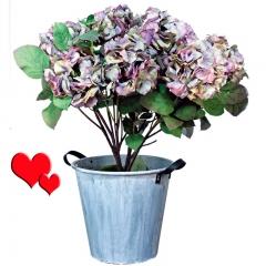 Macetas de flores artificiales #especial san valent�n y mucho + en articoencasa.com