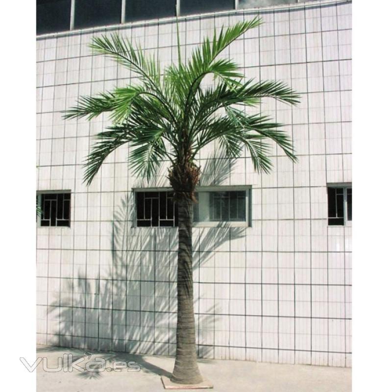 Plantas artificiales for Palmeras artificiales