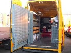 Equipamineto interior empresa lipasam (inansur equipamientos)