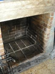 Limpieza de chimeneas en Girona, Tomas Moral