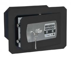 Cajas Fuertes de Empotrar, apertura mediante comunicación Bluetooth