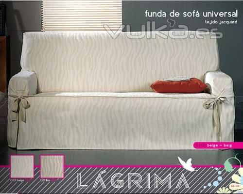 Foto fundas sofa universales lazos - Fundas universales para sofas ...