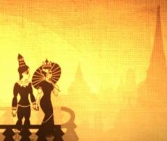 Animacion sombras tailandesas
