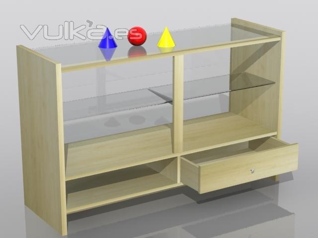 Muebles para tienda - Equipamiento comercial valencia ...