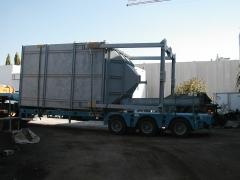 silo de almacenaje para biomasa