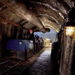Las minas de cercs (bergued�) - pr�xima visita en primavera y verano