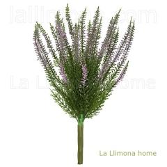 Plantas artificiales con flores. planta flores erica artificial 30 - la llimona home